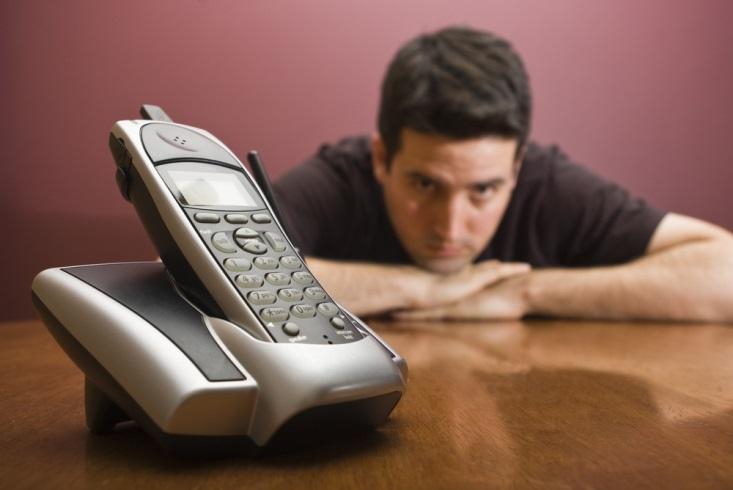Ожидание звонка от работодателя